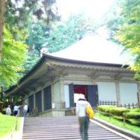 夏の中尊寺